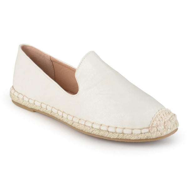 Journee Collection Women's 'Ash' Slip-on Espadrilles