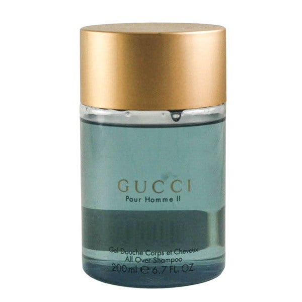 Gucci Pour Homme 6.7-ounce All Over Shampoo (Unboxed)