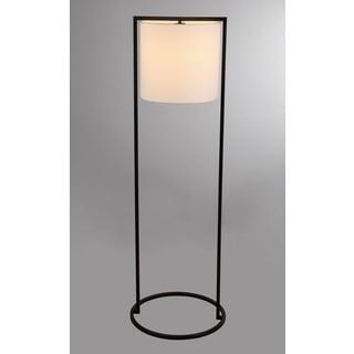 Braelyn 1-light Off-white 15-inch Floor Lamp