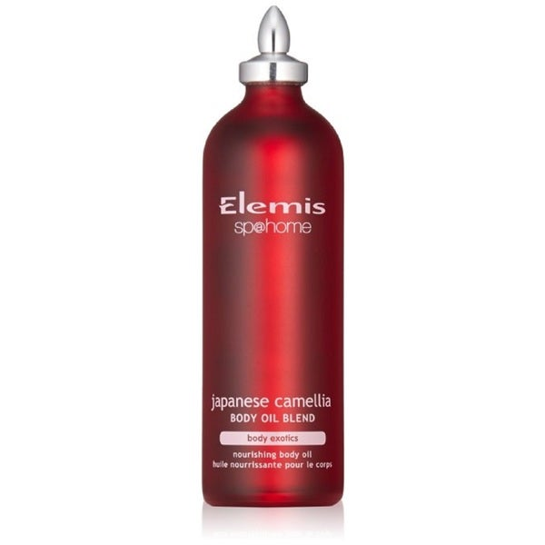 Elemis Japanese Camellia 3.4-ounce Body Oil Blend