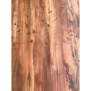 Handscraped Vineyard 4mm Vinyl Plank Flooring
