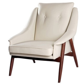 Brandon Faux Leather Accent Chair