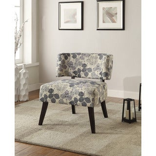 Nassau Full Size Fabric Accent Chair