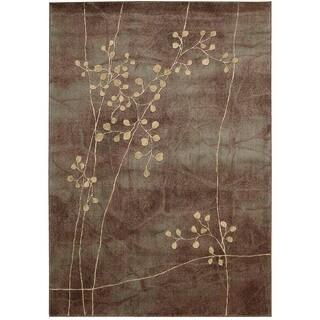 Nourison Summerfield Multicolor Rug (5'3 x 7'5)