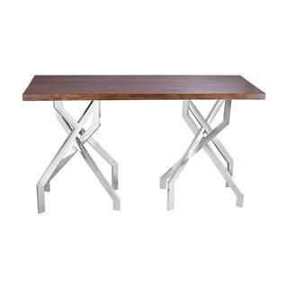 LS Dimond Home Stick Leggy Console Table