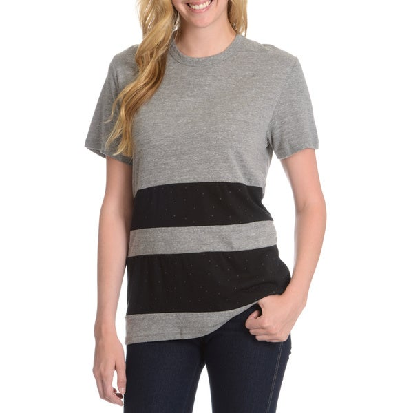Alternative Earth Bold Stripe Crew T-Shirt