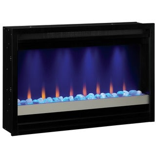 ClassicFlame 36EB221-GRC 36-inch Contemporary Built-in 240 volt Electric Fireplace Insert