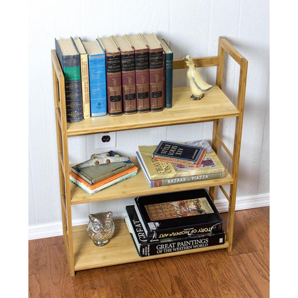 TIVOLI Storage Bamboo Shelf