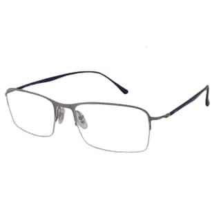 Ray-Ban Mens RX8721 Rectangular Optical Frames