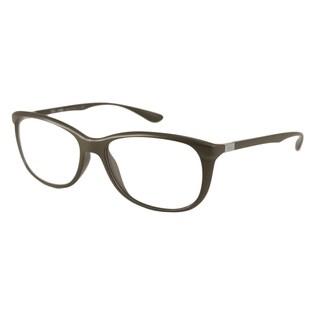 Ray-Ban Mens/ Unisex RX7024 Rectangular Optical Frames