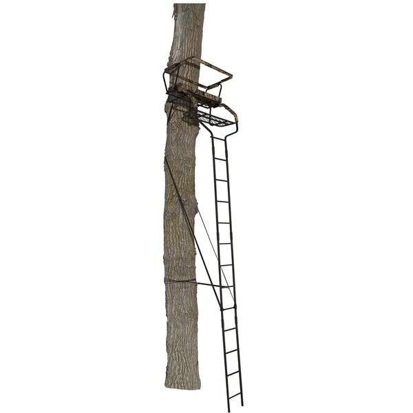 Muddy Commander 2-Man Ladderstand