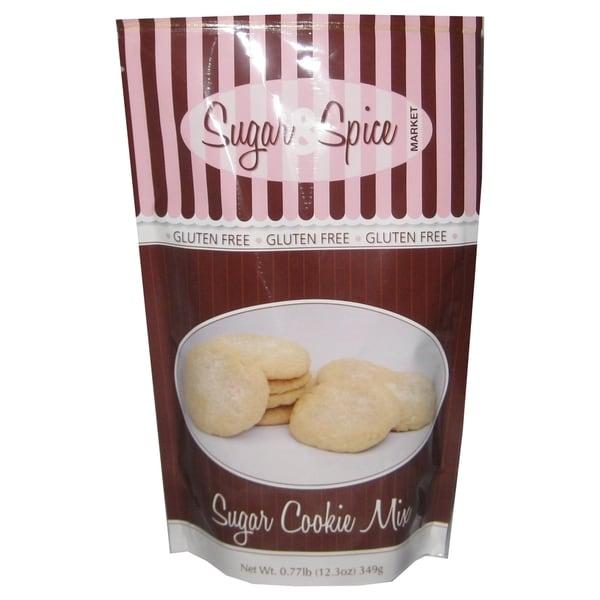 Sugar & Spice Market Gluten-free Sugar Cookie Mix (Pack of 4)