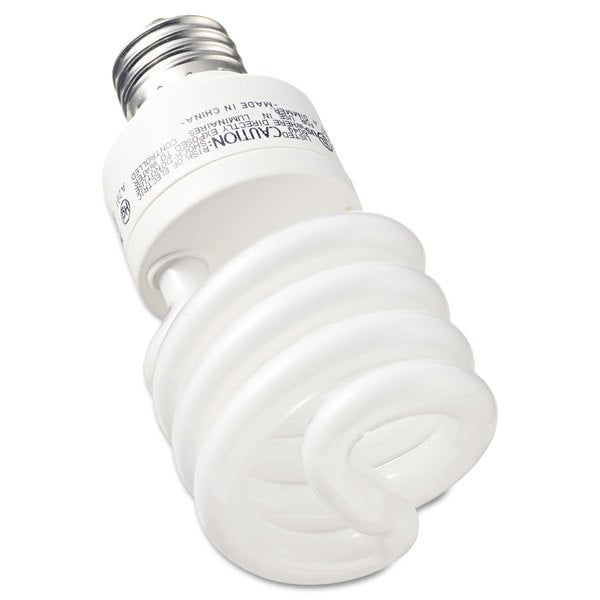 GE Compact T3 Spiral, 26 Watt Soft White Fluorescent Bulb (Pack of 2)
