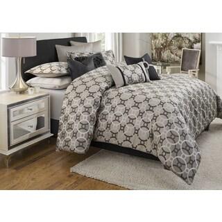 Michael Amini Daytona 10-piece Comforter Set