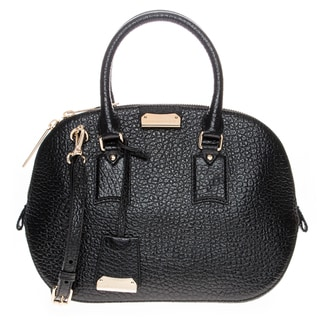 Burberry Small Grainy Leather Orchard Bag