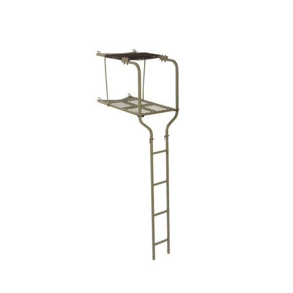 Ol'Man 15 Foot Bow-Lite Ladder Stand