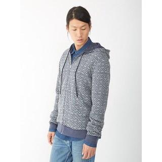 Alternative Men's Eco Fleece Reversible Zip Lined Hoodie