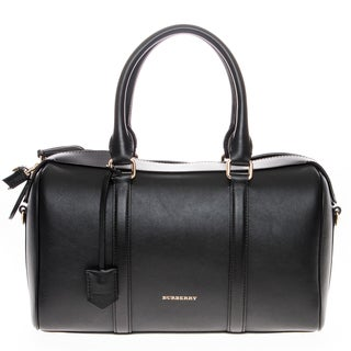 Burberry Medium Alchester in Leather
