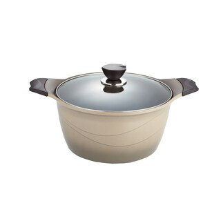 Anolon Advanced Hard Anodized Nonstick 4 1 2 Quart Grey