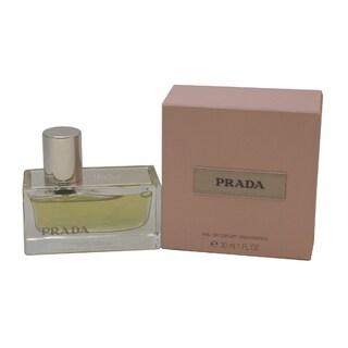 Prada Women's 1-ounce Eau de Parfum Spray