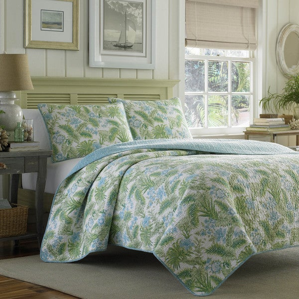 Tommy Bahama Sauters Isle 3 Piece Quilt Set 17450072