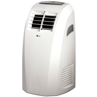 LG LP1014WNR 10,000 BTU Portable Air Conditioner with Remote (Refurbished)
