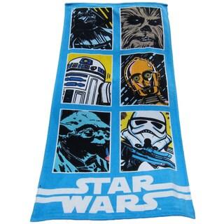 Star Wars Cotton Beach Towel