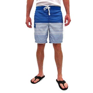 Gotcha Men's Stripe Swim Trunks