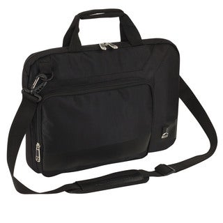 Trade Winds Atlas 15-inch Laptop Slim Briefcase