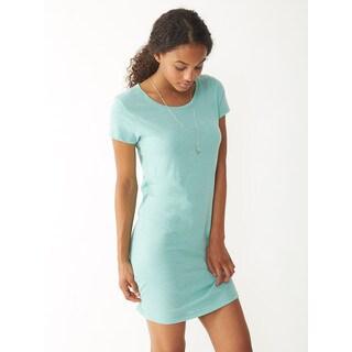 Alternative Women's Lakeside Green Mini Dress