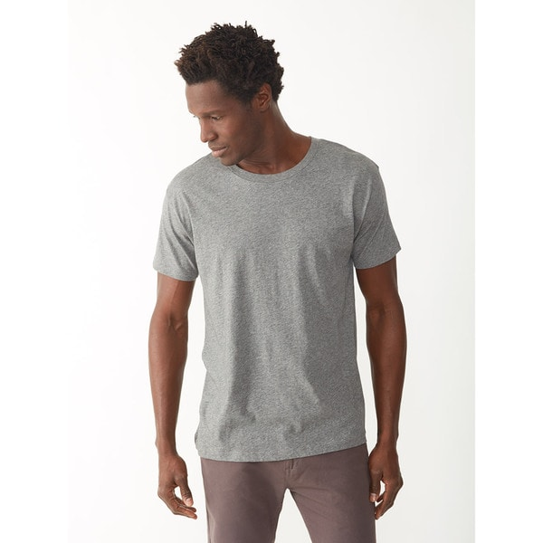 Alternative Men's Perfect Vintage Grey T-Shirt