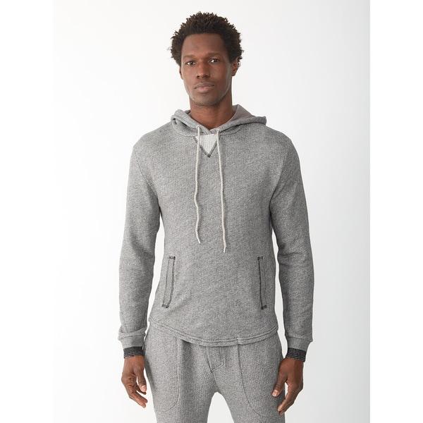 Alternative Men's Hillhurst Grey Hoodie