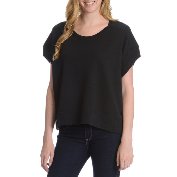 Alternative Women's Dolman Short Sleeve Sweatshirt