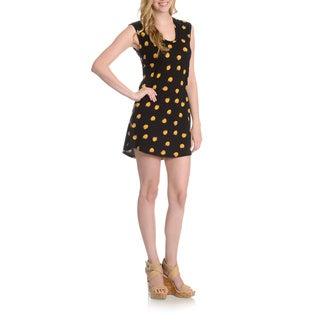 Alternative Women's Peach Printed Dress