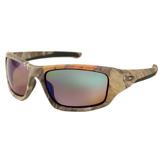 Oakley OO9236 Valve Men's Polarized/ Wrap Sunglasses