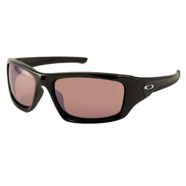 Oakley OO9236 Valve Men's Wrap Sunglasses
