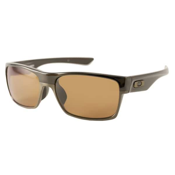 Oakley OO9256 Twoface Men's Polarized/ Rectangular Sunglasses