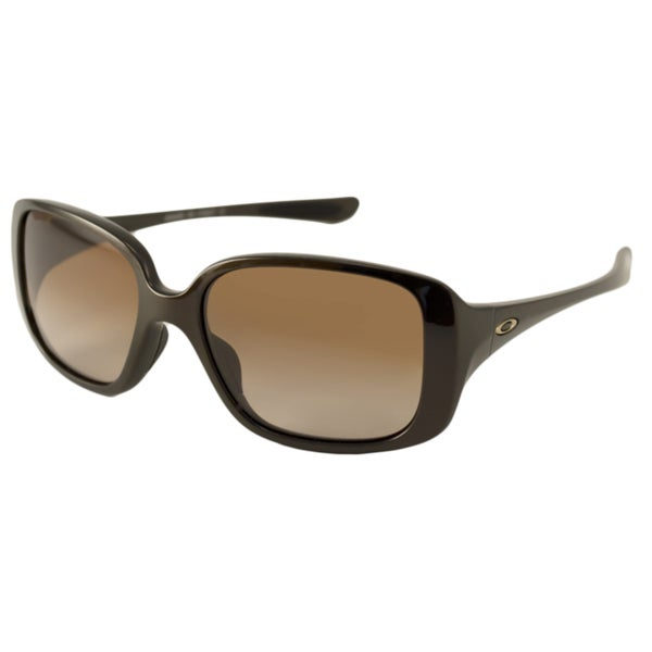 Oakley OO9193 LBD Women's Rectangular Sunglasses