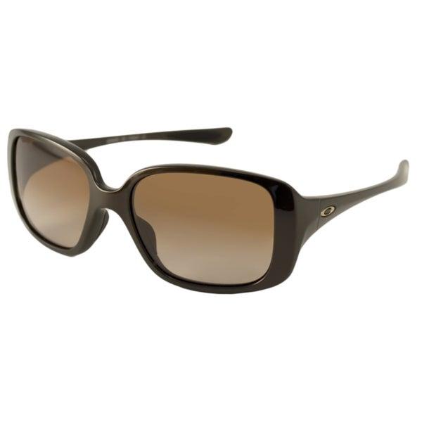 Oakley OO9193 LBD Women's Rectangular Sunglasses