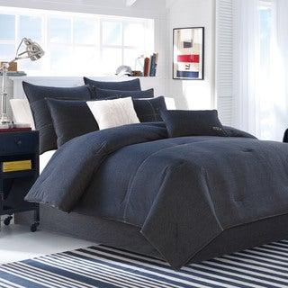 Nautica Seaward Denim 3-piece Comforter Set
