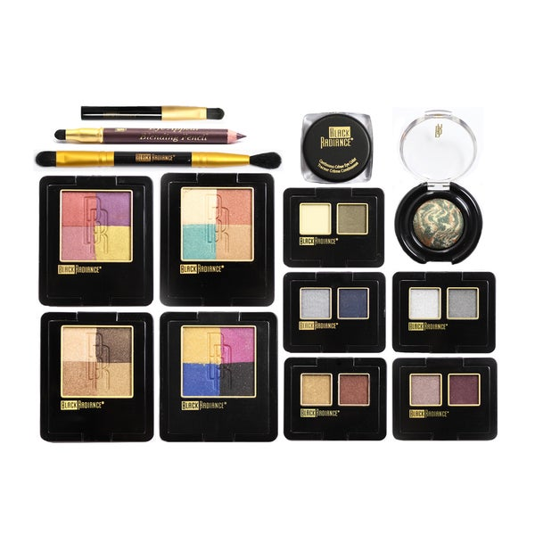 Black Radiance 13-piece Complete Eye Collection