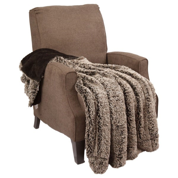 BNF Home Wooly Mammoth 50x60 Throw Blanket
