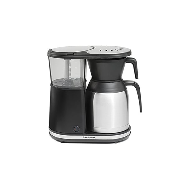 Bonavita BV1900TS 8-Cup Coffee Maker With Thermal Carafe (Black/Stainless) - Overstock Shopping ...