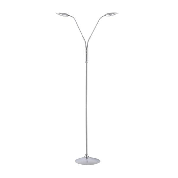 Lite Source Terra 2-light Floor Lamp