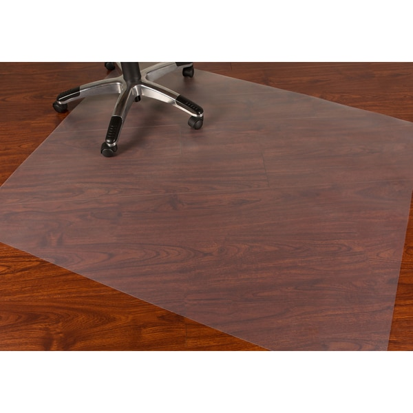 Mammoth Chair Mat, Hard Floors, 46x60 Rectangular