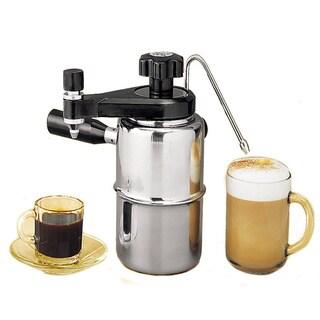 Stove-Top Espresso/ Cappuccino Maker