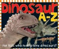 Dinosaur A-Z (Hardcover)