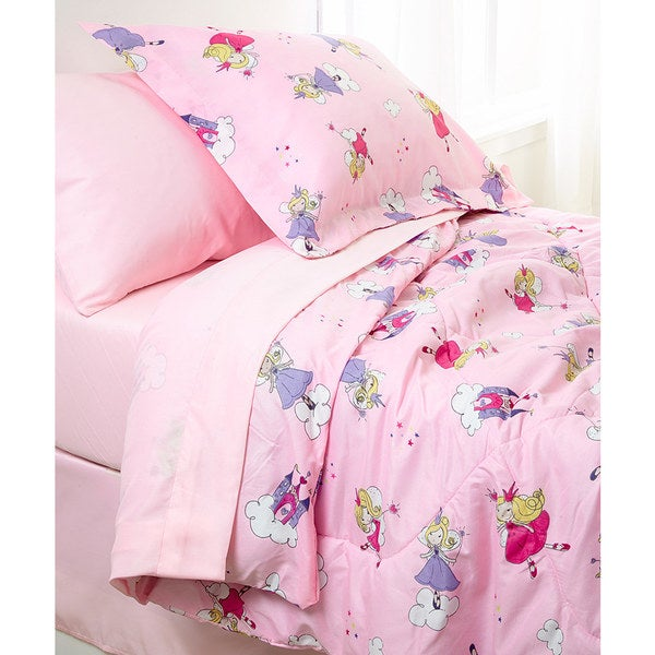 Magical Faries and Castles 8-piece Bed in a Bag