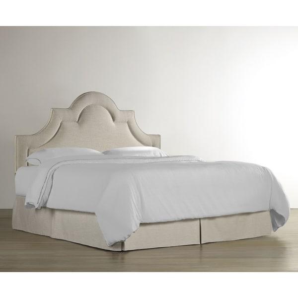 Nevelle Upholstered Headboard-Linen