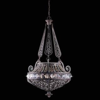 Lumenno Prague Collection 6-light Bronze Pendant